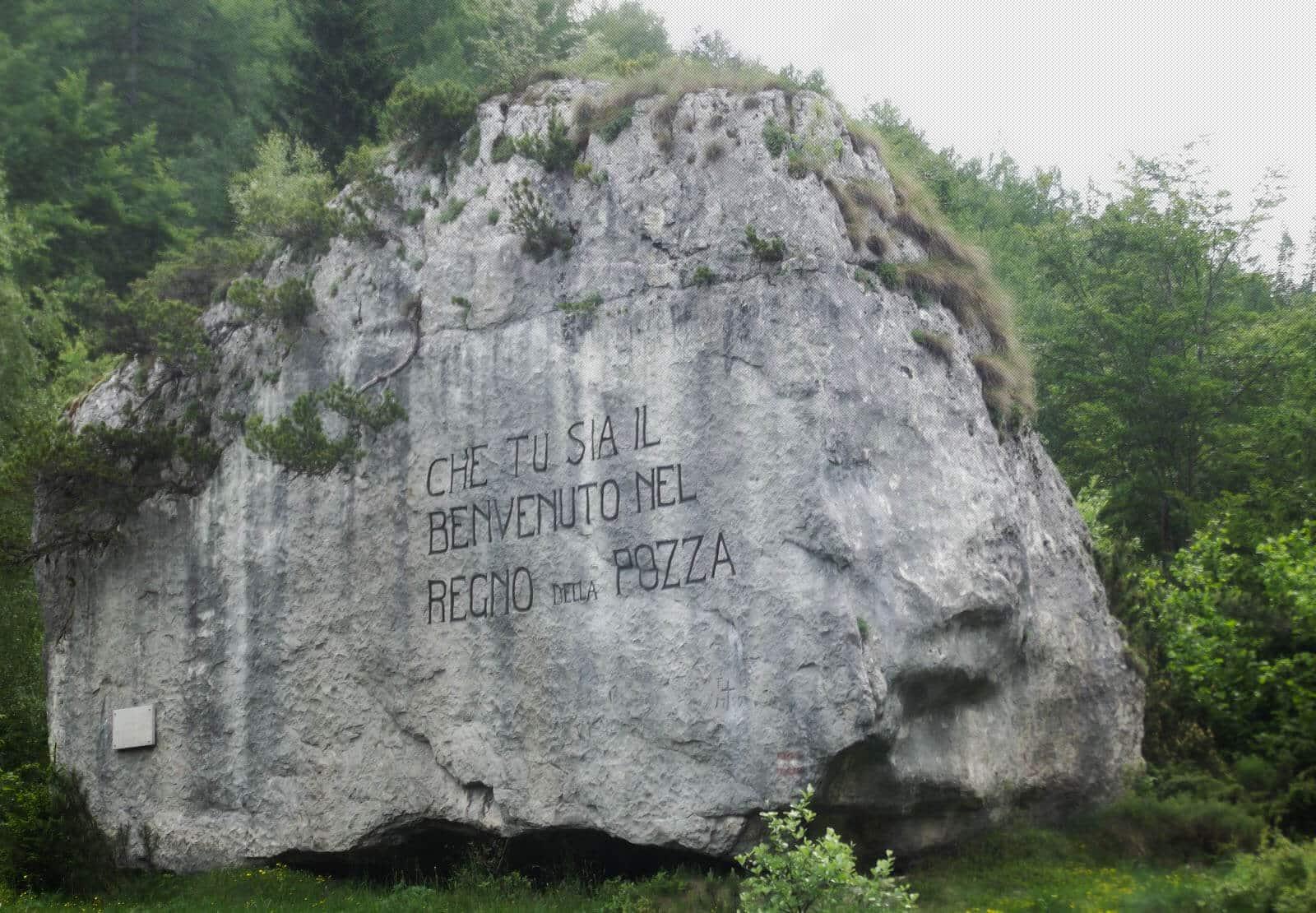 Rifugio Vincenzo Lancia Alpe Pozza Monte Pasubio